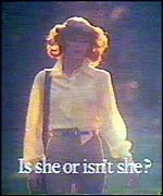 Harmony Hairspray TV Advert Still