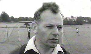 Sir Walter Winterbottom in his days as England manager