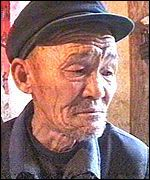 Villager of Wenlou in Henan province