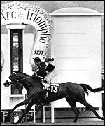 Mill Reef also took the Arc de Triomphe in his golden year of 1971