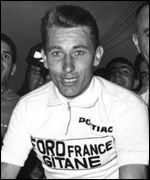 Jacque Anquetil during 1963