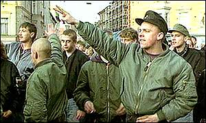 an overview of skinheads a subdivision of neo nazis