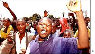 Zimbabwean youths