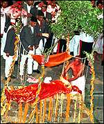 King Birendra is cremated