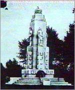 The original Greater Hungary monument