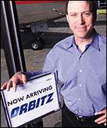 Jeffrey Katz,  chief executive, Orbitz