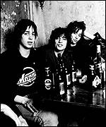 The Strokes: Julian, Fab and Nick
