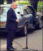 John Major quits as party leader as Labour win the 1997 election