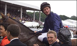 Mick Kinane and Galileo