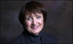 Tessa Jowell, minister for Culture, Media and Sport