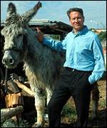 Michael Portillo visits Spain