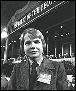 The 16-year-old William Hague