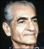 The late Shah Reza of Iran