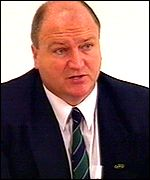 RMT assistant general secretary Bob Crow