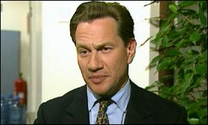 Tory leadership contender Michael Portillo
