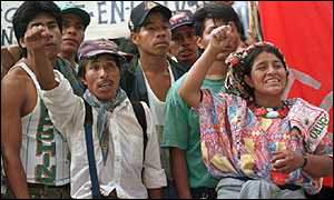 BBC News | AMERICAS | Guatemala court orders genocide probe