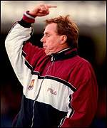 Former West Ham boss Harry Redknapp