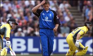 Darren Gough rethinks his bowling strategy
