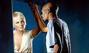 DJ Sister Bliss with rapper Maxi Jazz