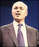 Iain Duncan Smith, shadow defence secretary