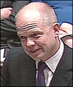 William Hague in the Commons