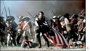 Mel Gibson in The Patriot