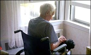 Alzheimer's affects 700,000 people in the UK