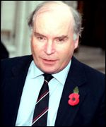 Former Railtrack chief executive Gerald Corbett