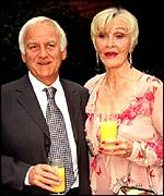 John Thaw and Sheila Hancock
