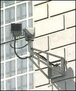 [ image: Justice is concerned about CCTV recordings]