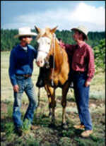 Preston Bates and Tim Whewell, NM Jul 98