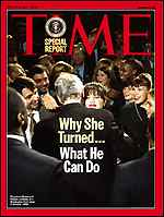 [ image: Time: what will Clinton do next?]