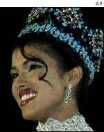 Miss World, Priyanka Chopra