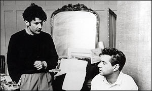 Lucien Freud and Francis Bacon