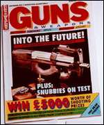 Guns and Weapons magazine