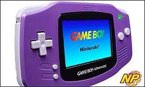 Nintendo's Game Boy Advance Console