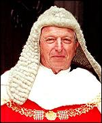 Lord Woolf, the Lord Chief Justice