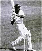 Clive Lloyd led West Indies to victory in the inaugural World Cup final