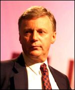 John Monks, general secretary of the TUC