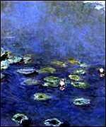 Monet's Nympheas