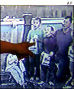 Some of the children in a video taken days before the killing