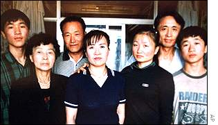 The Jang family fled North Korea two years ago