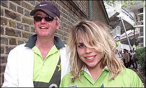 Chris Evans and Billie Piper