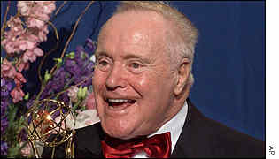 Lemmon wins an Emmy for his role in Tuesdays With Morrie in 2000