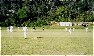 Only 1,000 people play cricket regularly in France