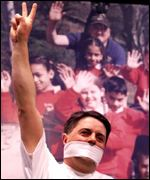 BNP Chairman, Nick Griffin