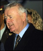 Sir William Deane, the outgoing governor-general