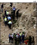 Discovery of bodies in a cave near Tekoa