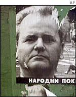 Poster of Milosevic