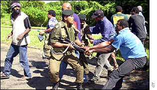 may 2000 coup fiji plagued by State of suffering reveals a 19 percent increase in the number of indo-fijians permanently leaving fiji following may 2000 time of the 2000 coup.